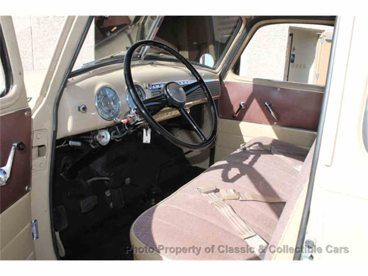Large Picture of Classic 1950 3100 located in Las Vegas Nevada - $27,500.00 Offered by Classic and Collectible Cars - MU48