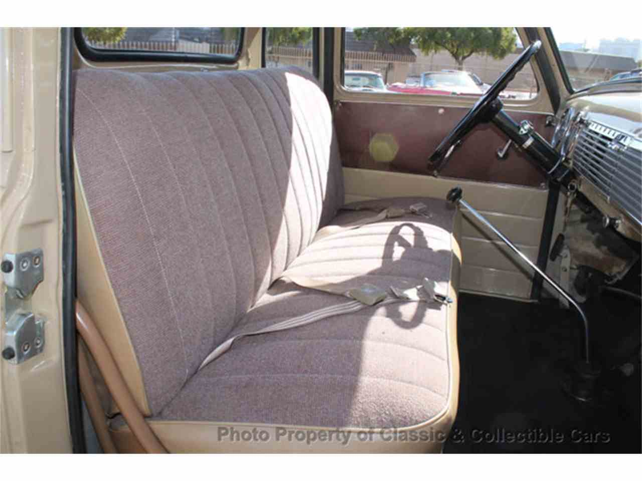 Large Picture of '50 Chevrolet 3100 Offered by Classic and Collectible Cars - MU48