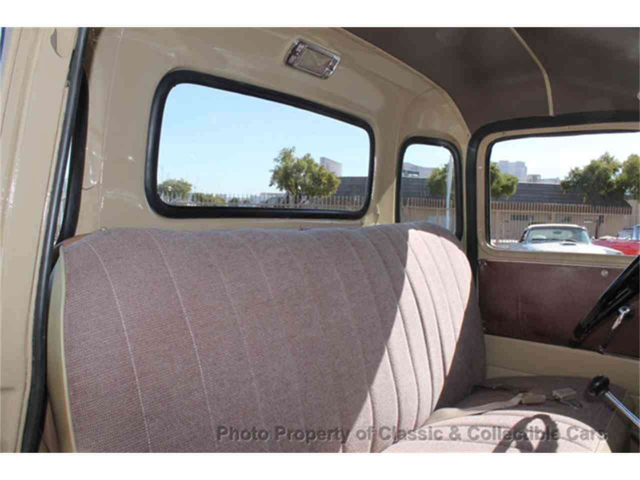 Large Picture of '50 Chevrolet 3100 located in Las Vegas Nevada Offered by Classic and Collectible Cars - MU48
