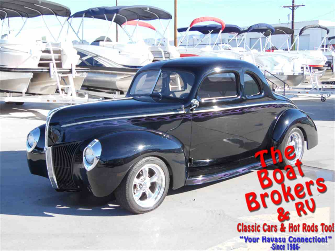 1940 Ford Coupe for Sale | ClassicCars.com | CC-1065469