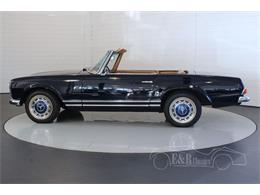Picture of Classic 1968 Mercedes-Benz 280SL located in Noord Brabant Offered by E & R Classics - MU4I