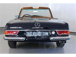 Picture of 1968 280SL located in Waalwijk Noord Brabant Offered by E & R Classics - MU4I