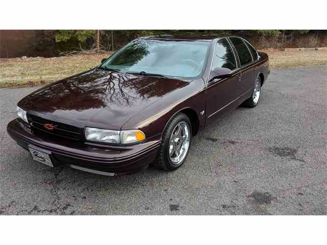 Picture of '95 Chevrolet Impala SS - $11,300.00 - MU4R