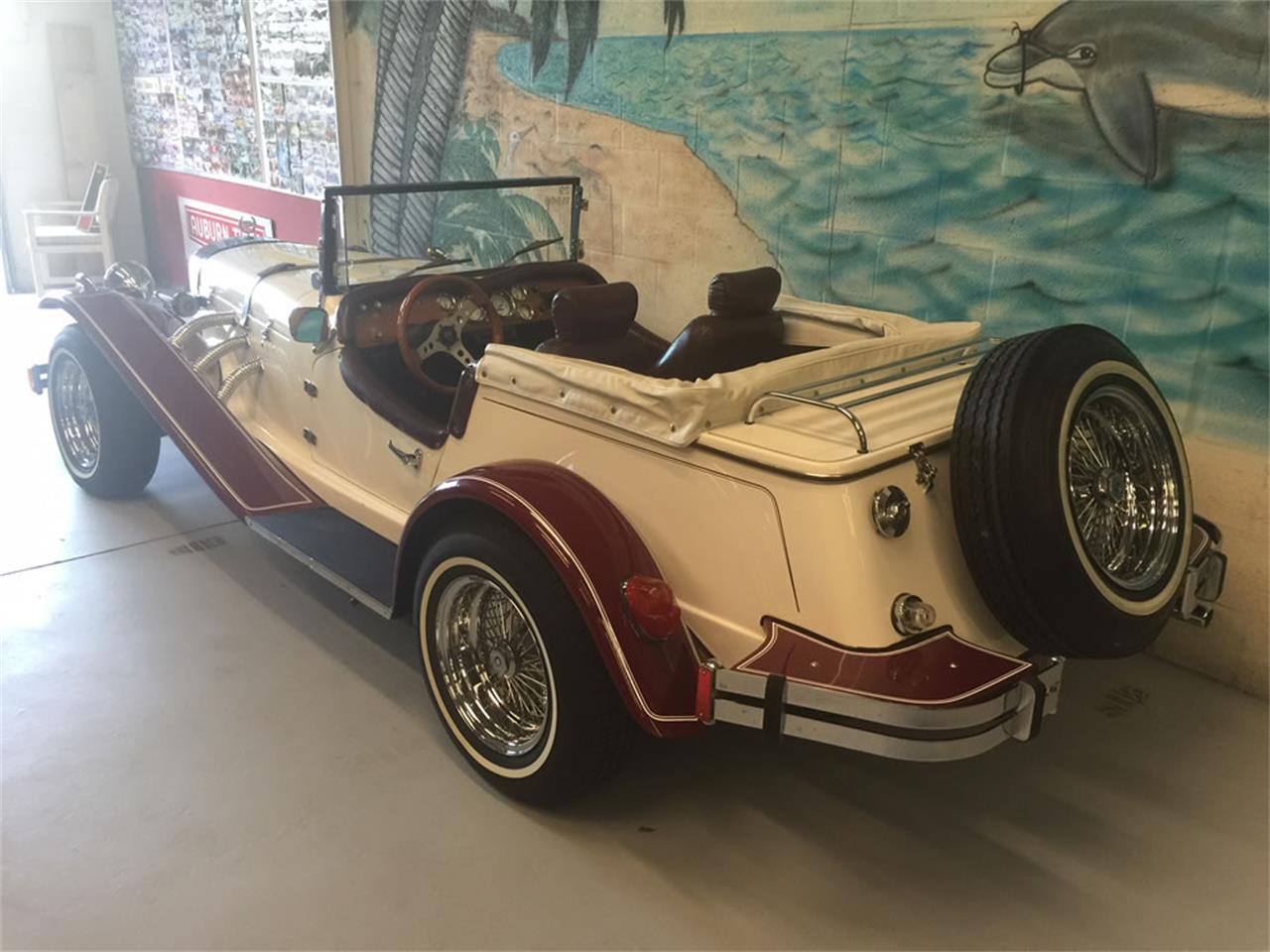 Large Picture of '29 SSK located in Florida Offered by Bob's Classics, Inc. - MU4Z