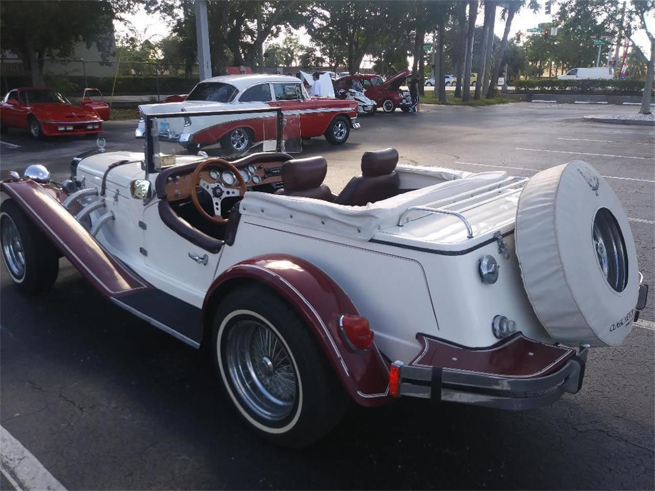 Large Picture of Classic 1929 Mercedes-Benz SSK located in Florida - MU4Z