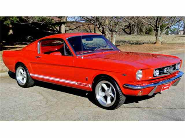 Picture of '65 Mustang - MU55