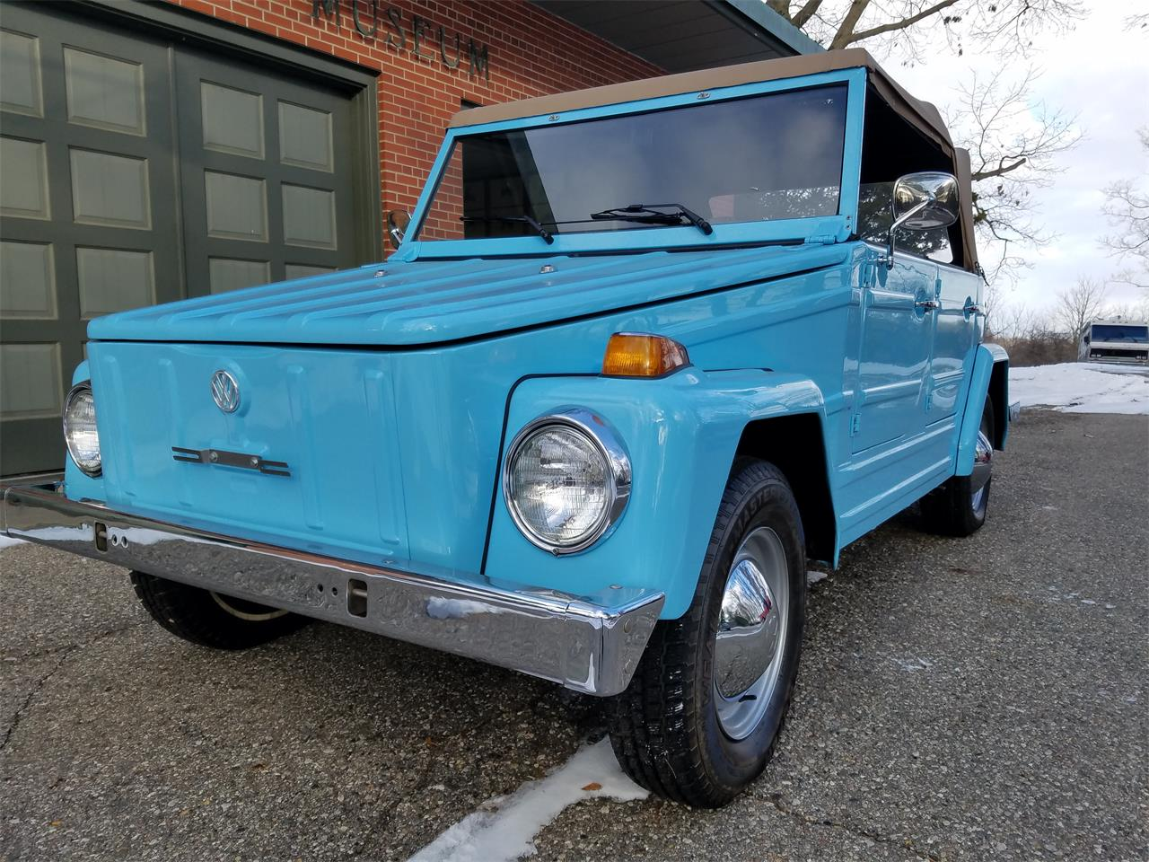 Large Picture of Classic '72 Volkswagen Thing Offered by Jack Frost Auto Museum - MU5G