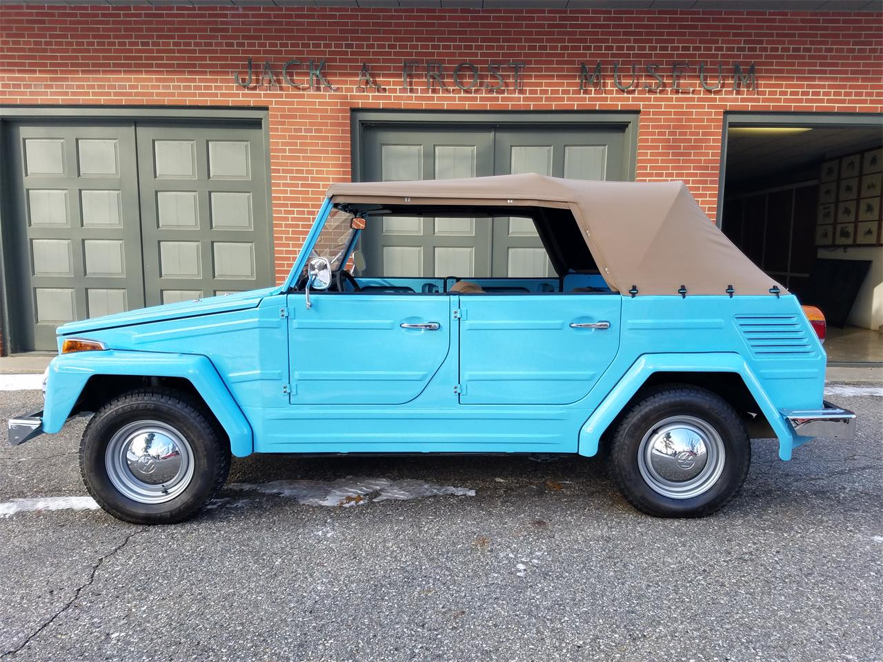 Large Picture of 1972 Volkswagen Thing - $23,000.00 Offered by Jack Frost Auto Museum - MU5G