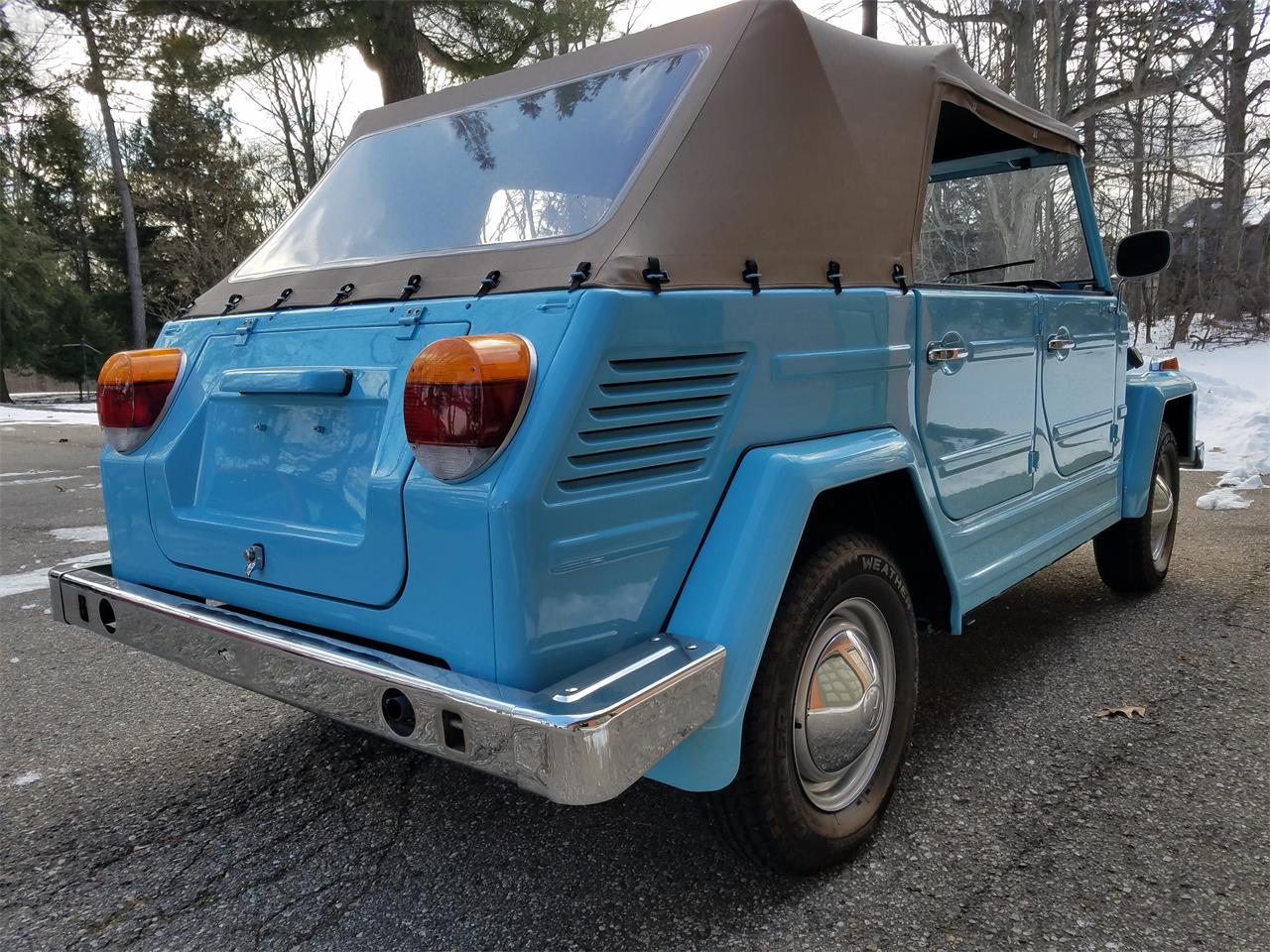 Large Picture of Classic '72 Volkswagen Thing - $23,000.00 Offered by Jack Frost Auto Museum - MU5G