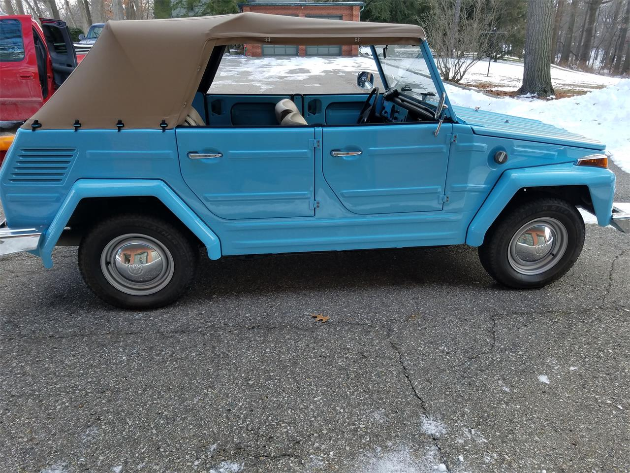 Large Picture of '72 Volkswagen Thing Offered by Jack Frost Auto Museum - MU5G