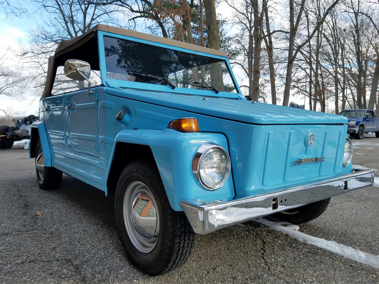 Large Picture of '72 Volkswagen Thing - $23,000.00 - MU5G