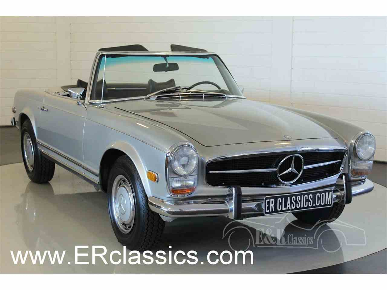 Large Picture of Classic 1969 280SL located in Waalwijk Noord Brabant Offered by E & R Classics - MU5M