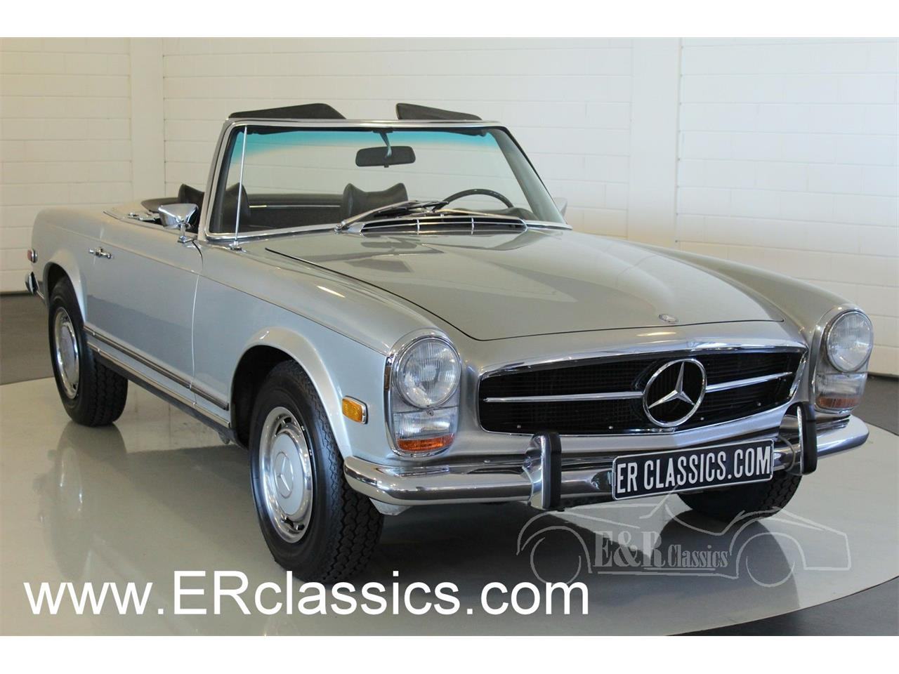Large Picture of Classic '69 280SL - $104,800.00 Offered by E & R Classics - MU5M