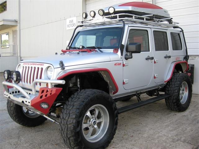 Picture of '07 Wrangler - MU5Z