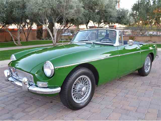 Picture of Classic 1965 MG MGB located in Chandler  Arizona - MU66