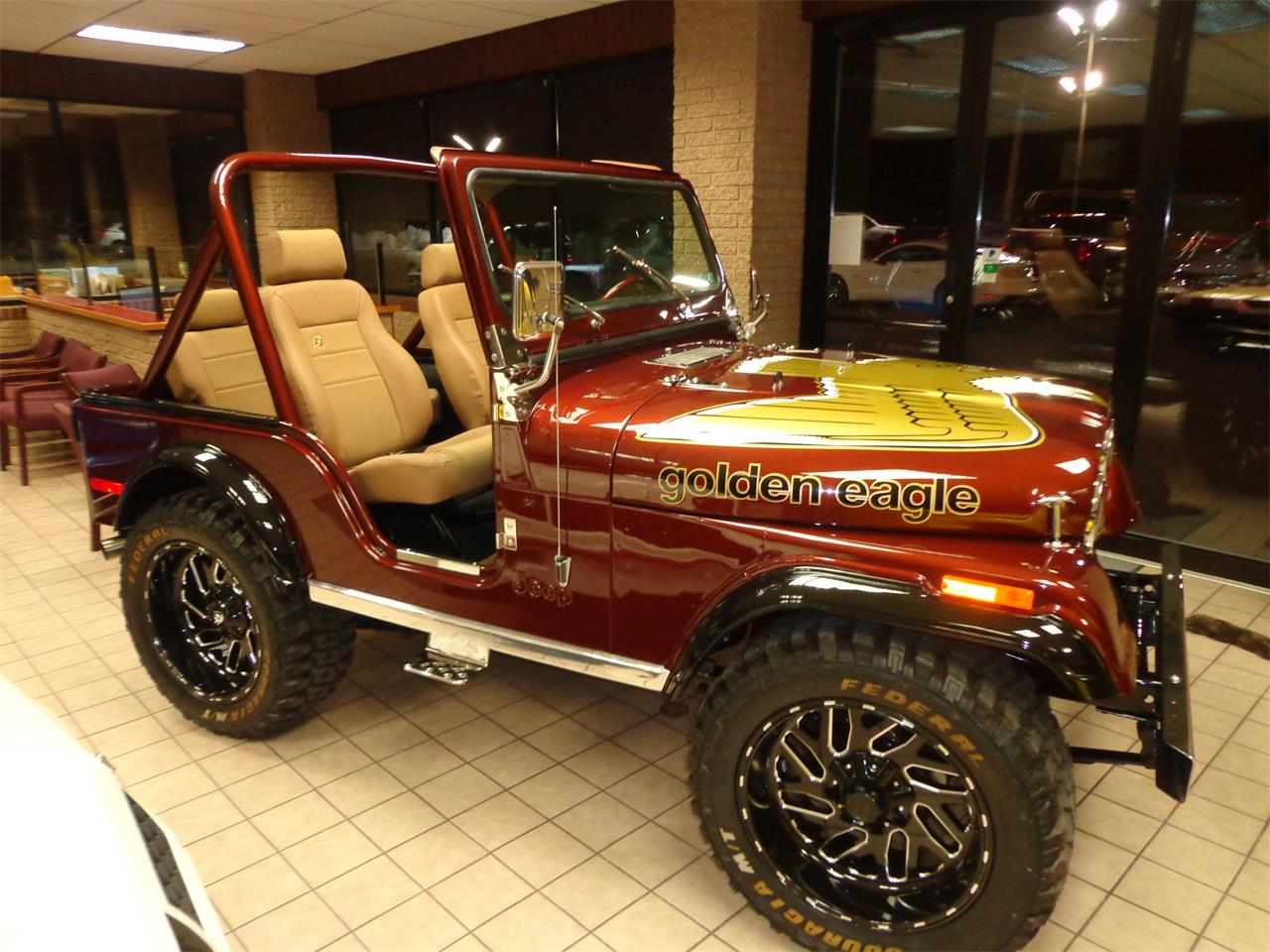 Large Picture of 1979 CJ5 located in MILL HALL Pennsylvania Offered by Miller Brothers Auto Sales Inc - MU6A