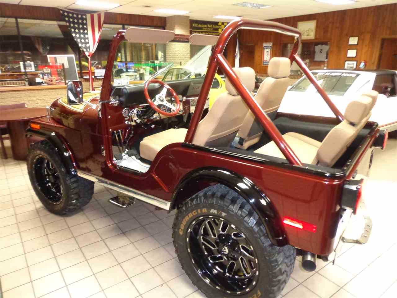 Large Picture of '79 CJ5 - MU6A