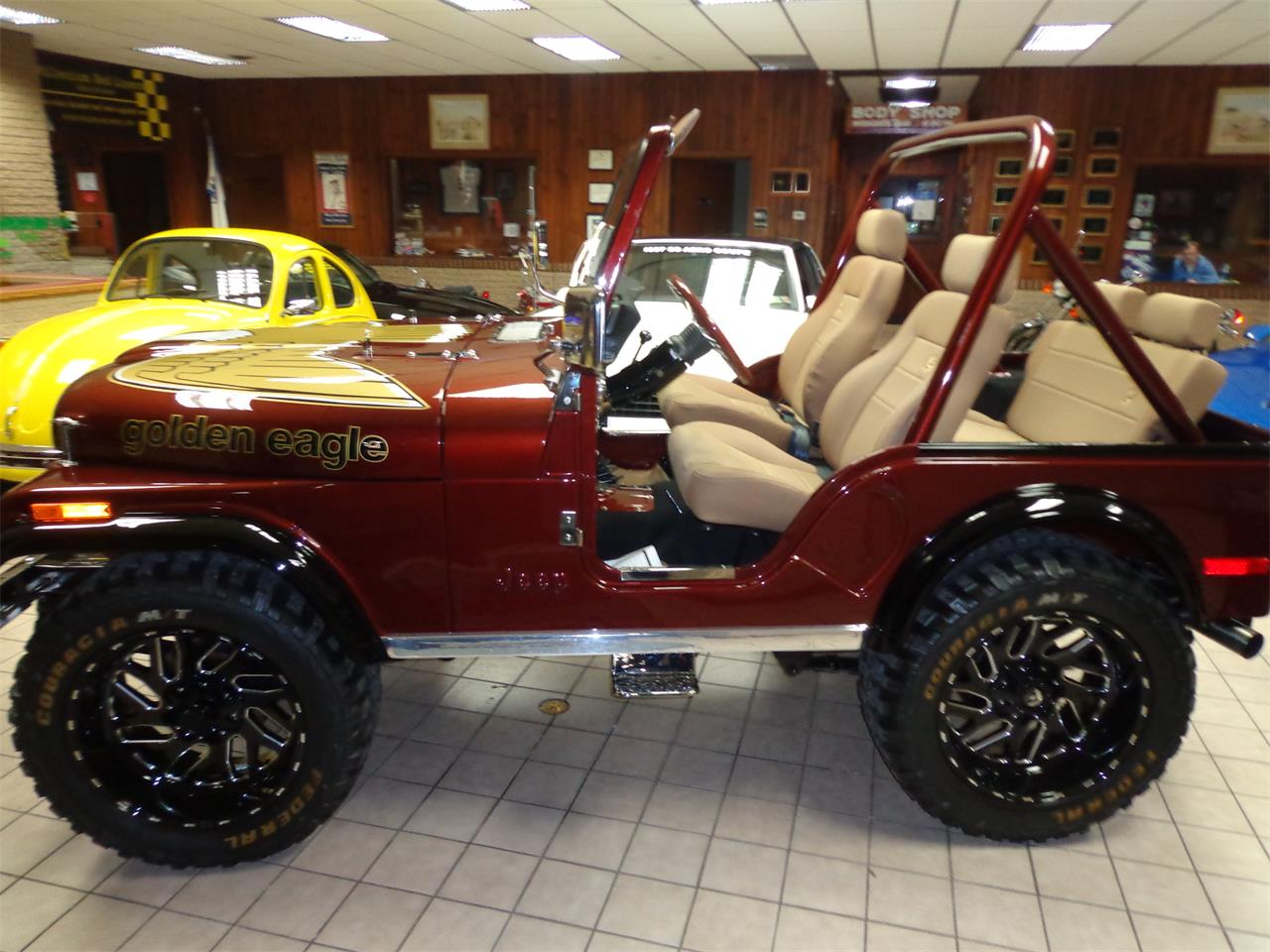 Large Picture of '79 Jeep CJ5 located in Pennsylvania - MU6A