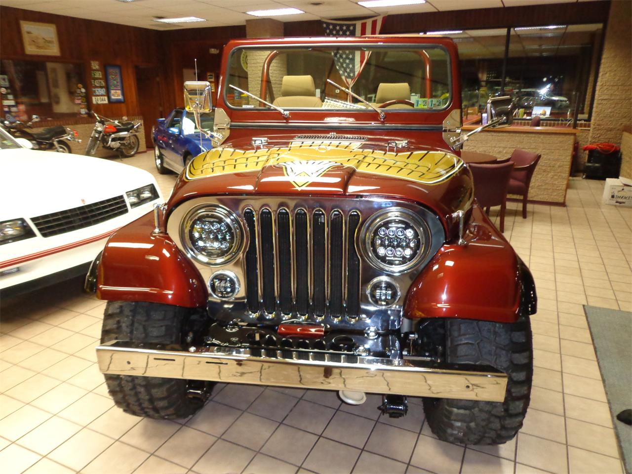 Large Picture of '79 CJ5 located in MILL HALL Pennsylvania - $40,500.00 Offered by Miller Brothers Auto Sales Inc - MU6A