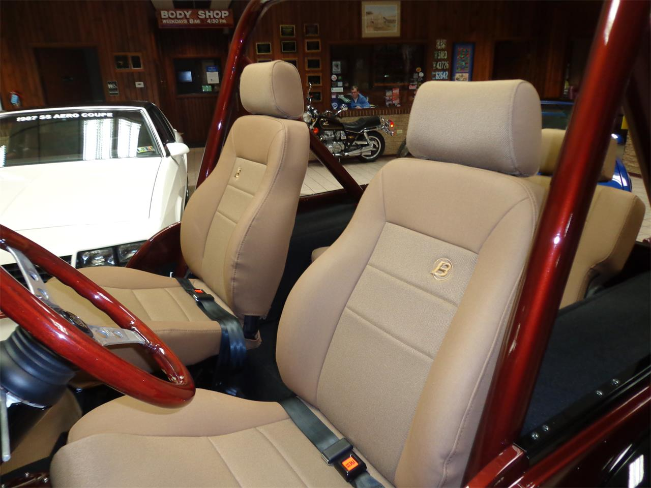 Large Picture of '79 Jeep CJ5 - $40,500.00 Offered by Miller Brothers Auto Sales Inc - MU6A