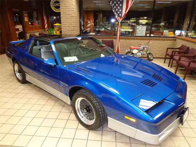 Picture of '87 Firebird Trans Am WS6 - MU6D