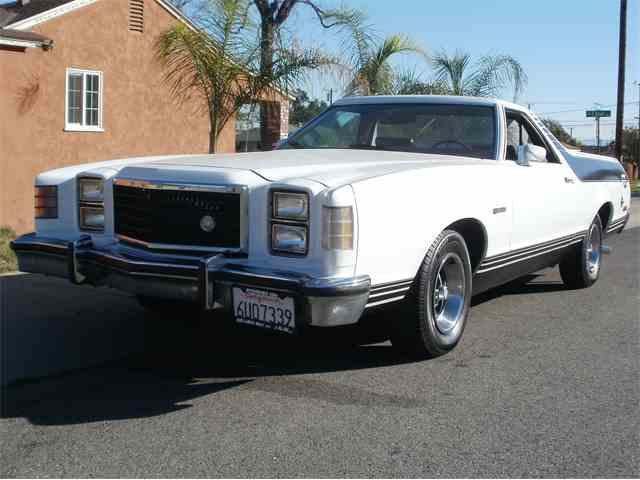 Picture of 1978 Ford Ranchero located in Ontario CALIFORNIA Offered by a Private Seller - MU6H