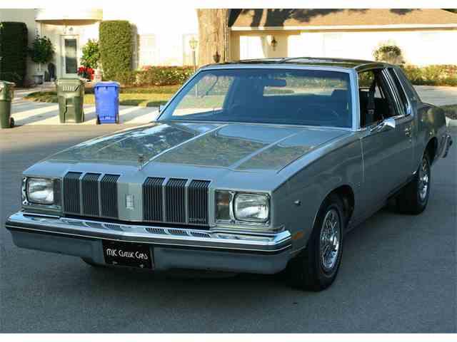 Picture of '78 Cutlass - MU6J