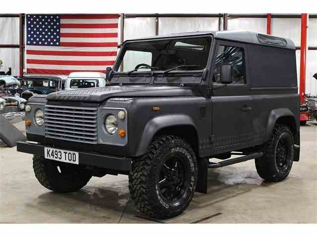 Picture of '92 Defender - MU6Q