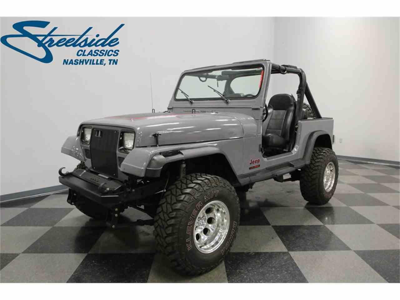 1987 Jeep Wrangler LS for Sale | ClicCars.com | CC-1065557