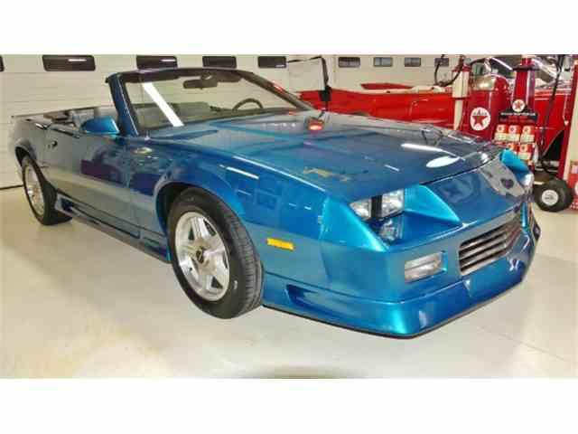 Picture of '92 Camaro - MQBW