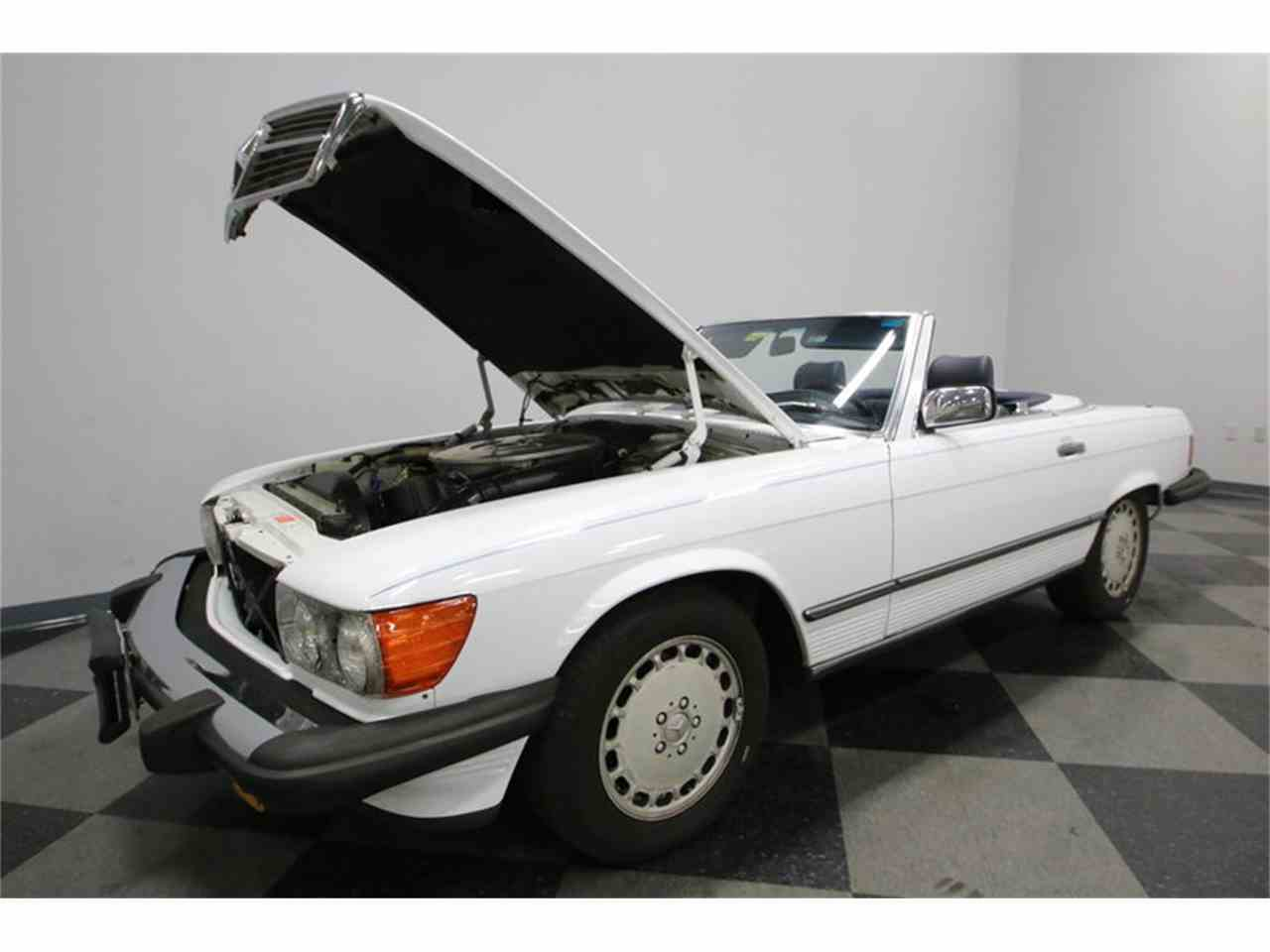 Large Picture of '86 560SL - MU6W