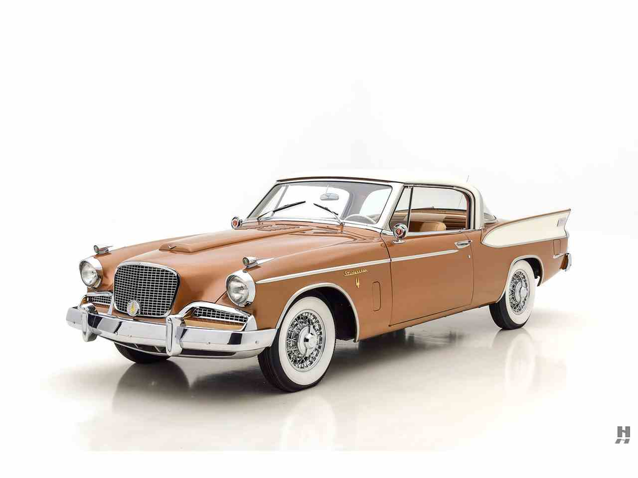 1958 Studebaker Silver Hawk A True Muscle Car The Wiring Diagrams Of And Packard Golden Free