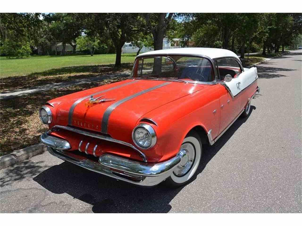 1955 Pontiac Chieftain For Sale