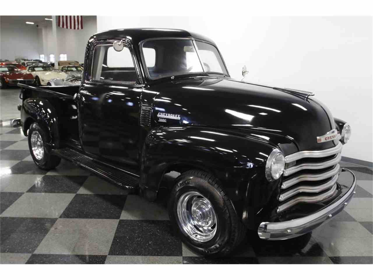 Large Picture of '50 Chevrolet 3100 located in Concord North Carolina - $23,995.00 - MU8W