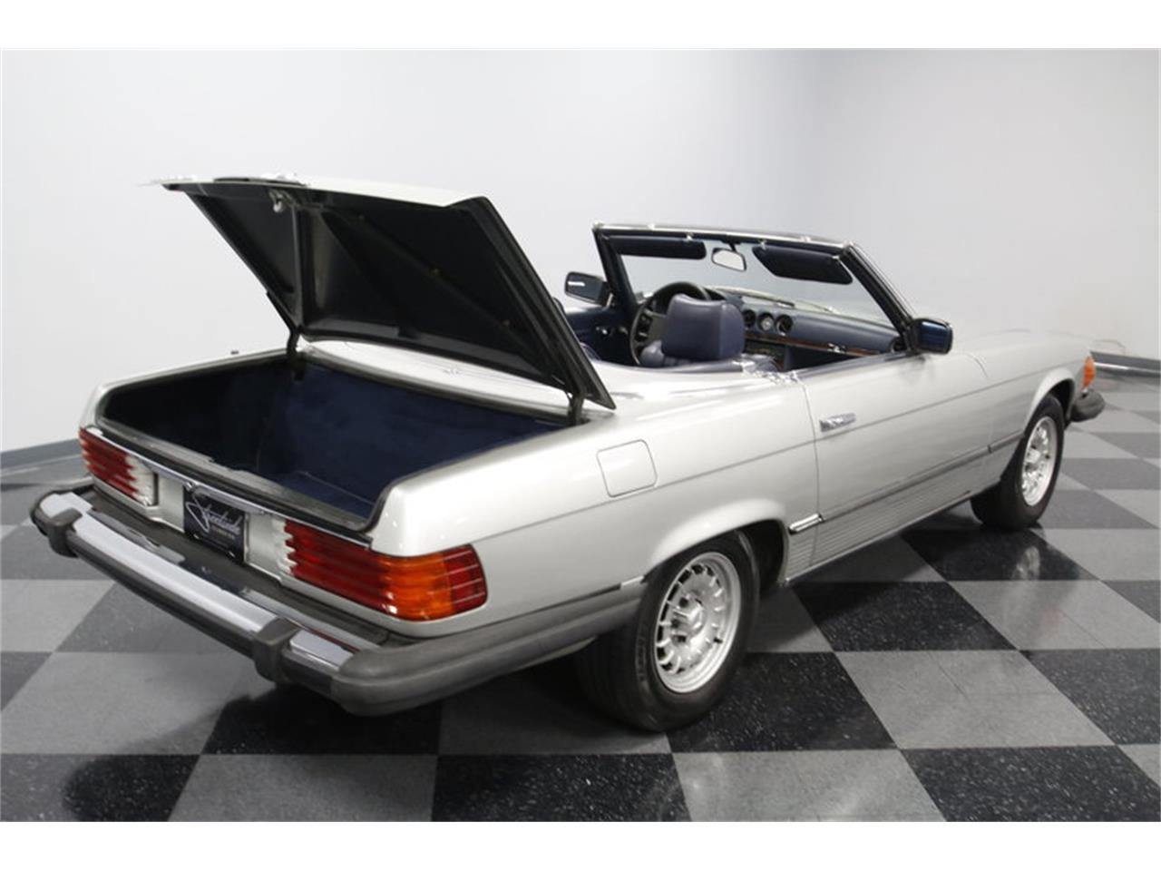 Large Picture of '85 380SL - MU91