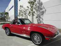 Picture of '63 Corvette located in Anaheim California - MUAW