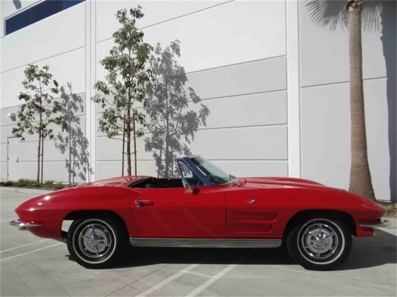 Large Picture of 1963 Chevrolet Corvette - $49,900.00 Offered by West Coast Corvettes - MUAW