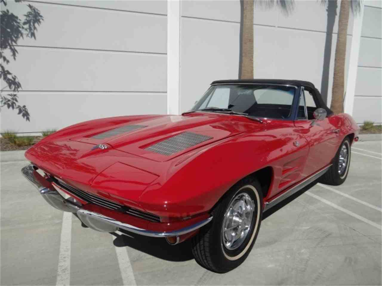 Large Picture of '63 Corvette - $49,900.00 Offered by West Coast Corvettes - MUAW