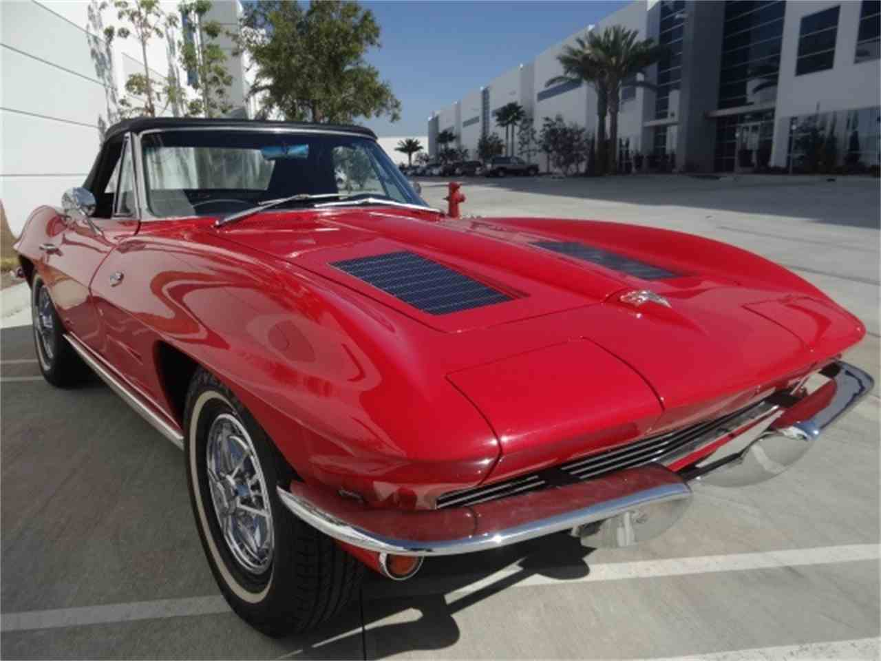 Large Picture of '63 Corvette - $49,900.00 - MUAW