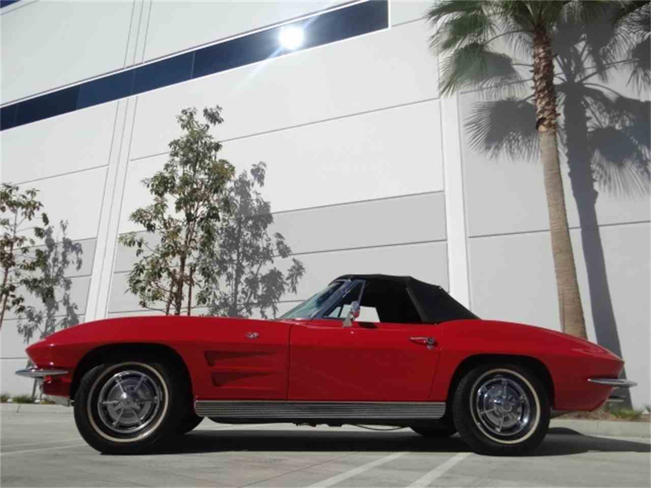 Large Picture of '63 Corvette located in Anaheim California - MUAW