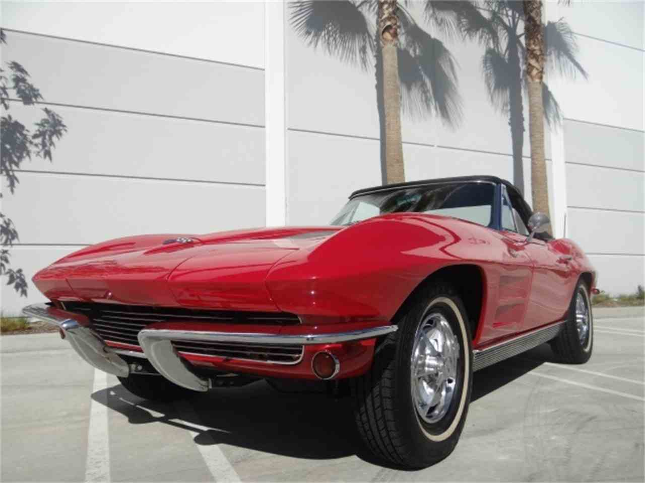 Large Picture of Classic 1963 Chevrolet Corvette - MUAW
