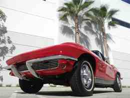 Picture of Classic '63 Chevrolet Corvette located in Anaheim California - $49,900.00 Offered by West Coast Corvettes - MUAW