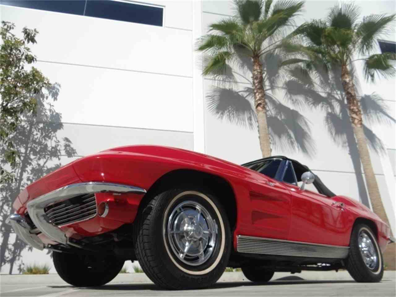 Large Picture of Classic 1963 Corvette Offered by West Coast Corvettes - MUAW