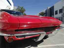 Picture of 1963 Chevrolet Corvette located in Anaheim California - $49,900.00 Offered by West Coast Corvettes - MUAW