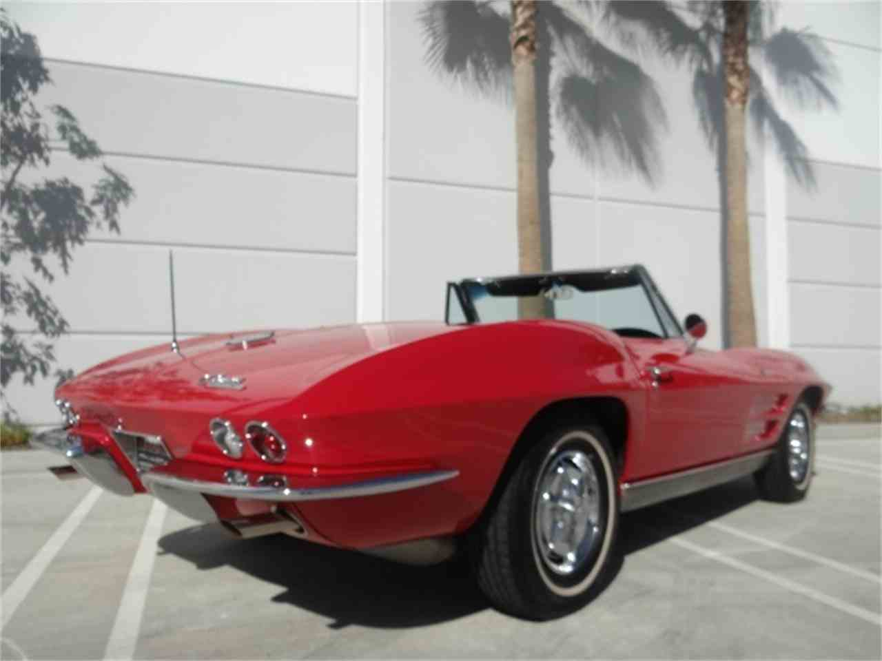 Large Picture of '63 Chevrolet Corvette located in Anaheim California - $49,900.00 - MUAW