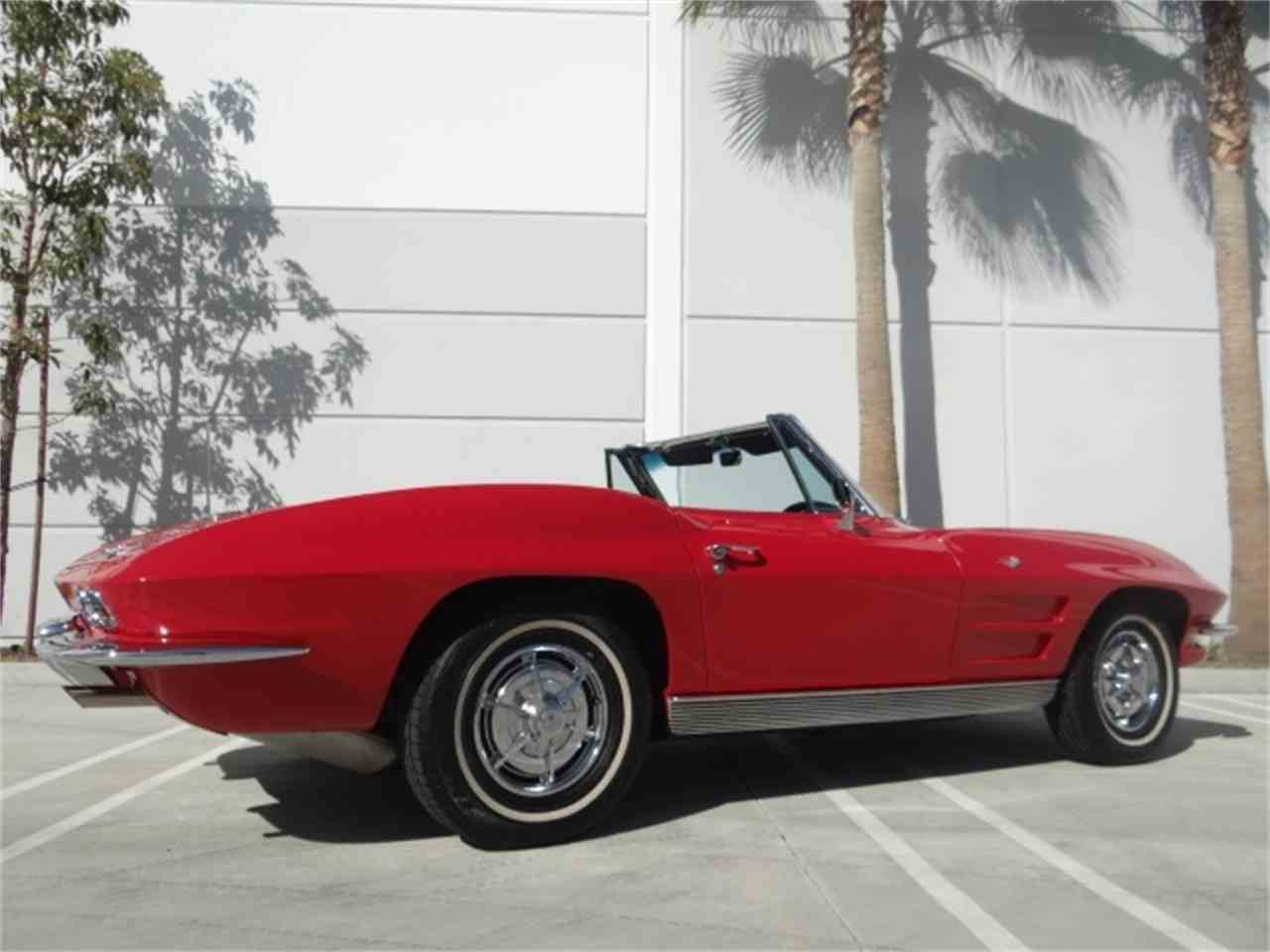 Large Picture of 1963 Chevrolet Corvette - $49,900.00 - MUAW