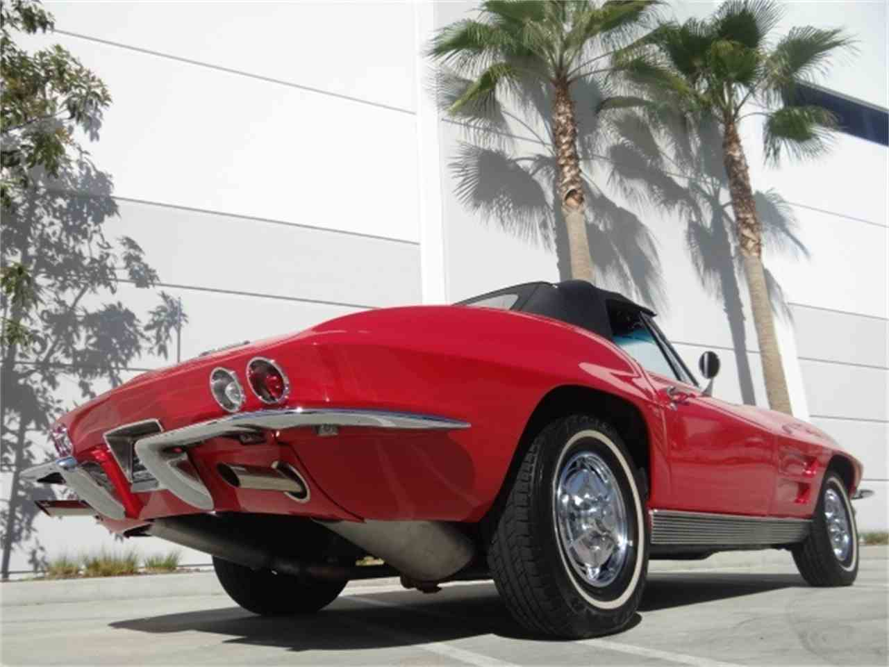 Large Picture of Classic 1963 Corvette located in California - $49,900.00 Offered by West Coast Corvettes - MUAW
