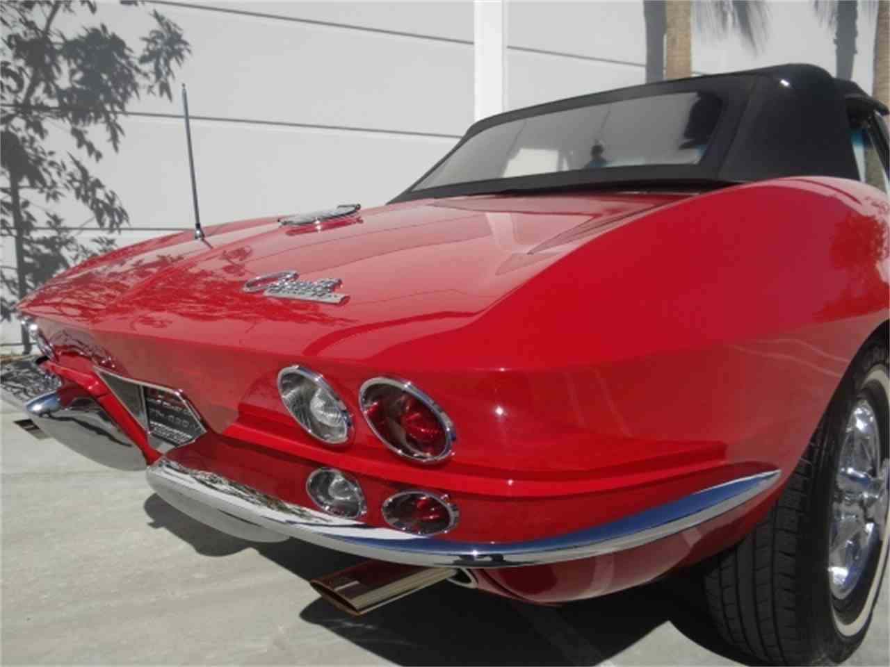 Large Picture of Classic 1963 Corvette located in California - MUAW