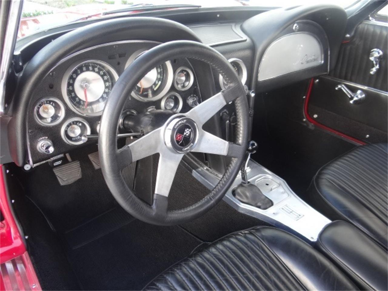 Large Picture of '63 Corvette - MUAW