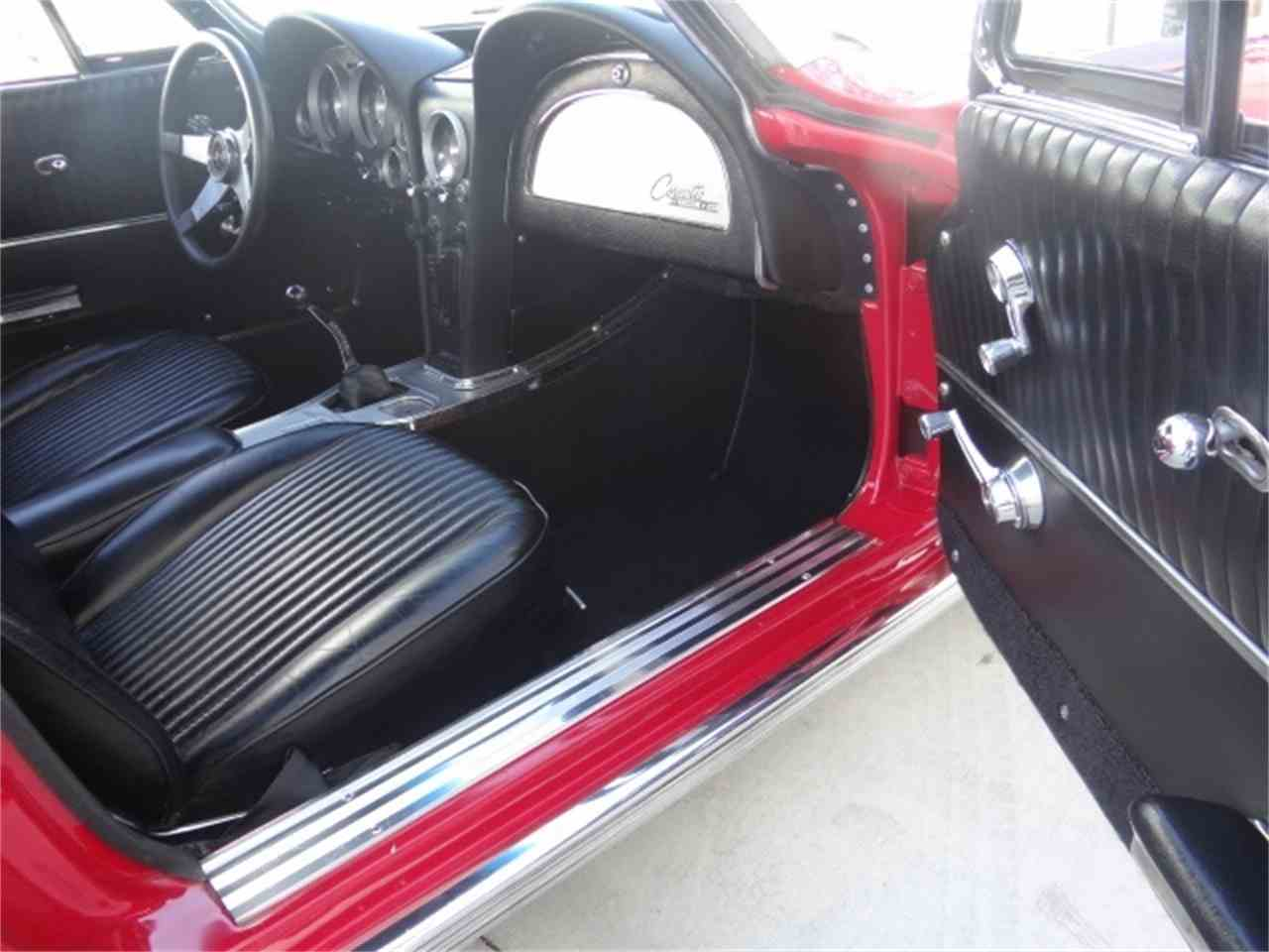 Large Picture of '63 Chevrolet Corvette located in Anaheim California Offered by West Coast Corvettes - MUAW